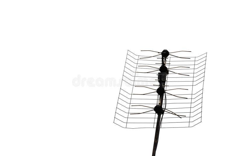 空中antenne电视 免版税库存照片