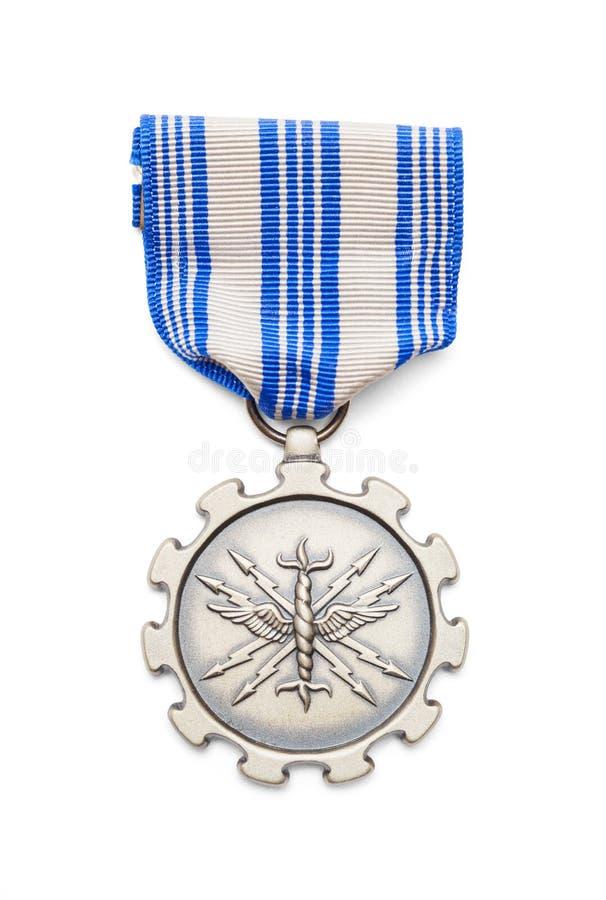 空军队成就奖牌 库存照片