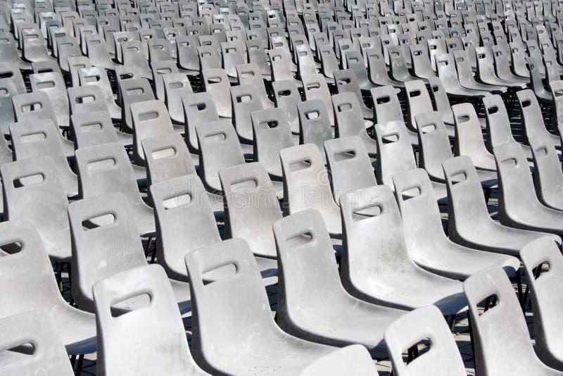 空座位 免版税库存照片