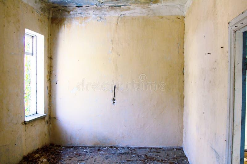 空房废弃房屋 库存照片
