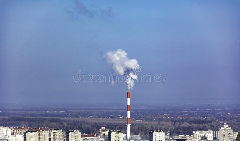 空气污染 库存图片