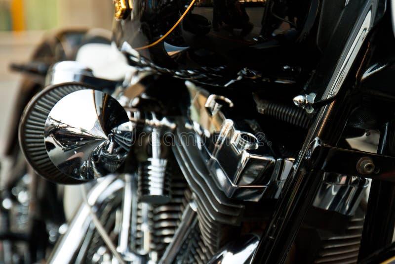 空气过滤器摩托车 免版税库存图片