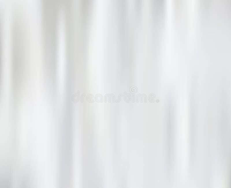 空白丝绸背景 库存例证