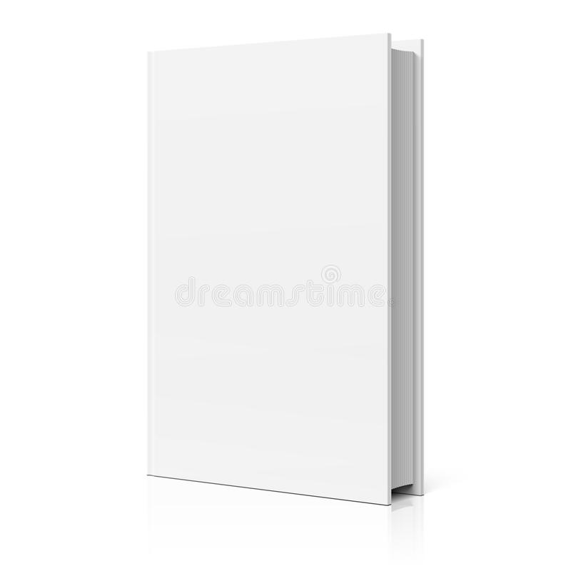 空白书套 向量例证