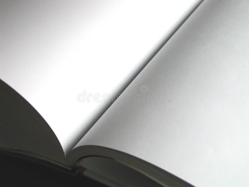 空白书 库存图片