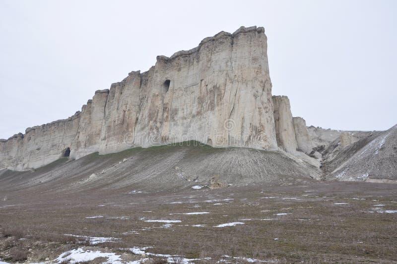 空白岩石 图库摄影