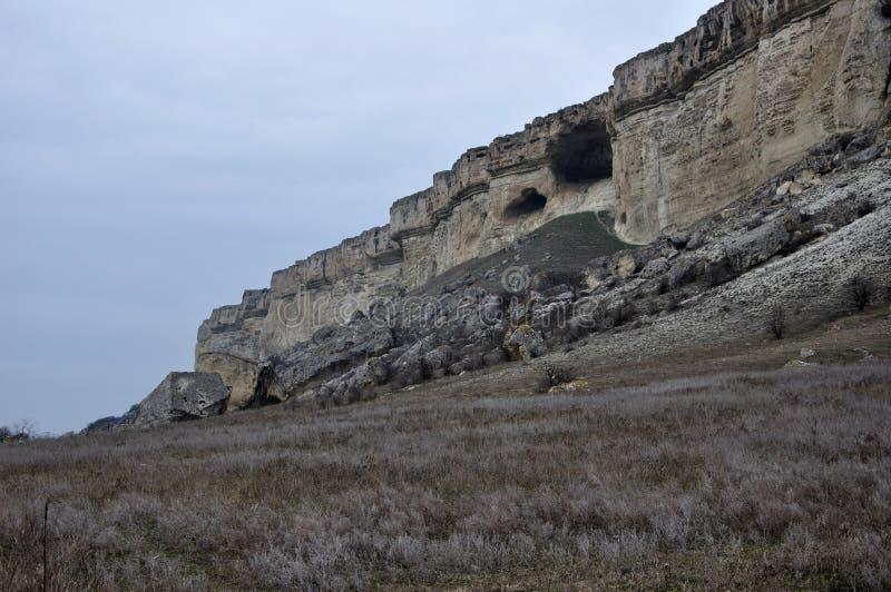 空白岩石 库存图片