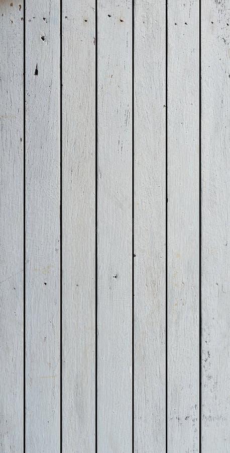 空白木纹理背景 图库摄影