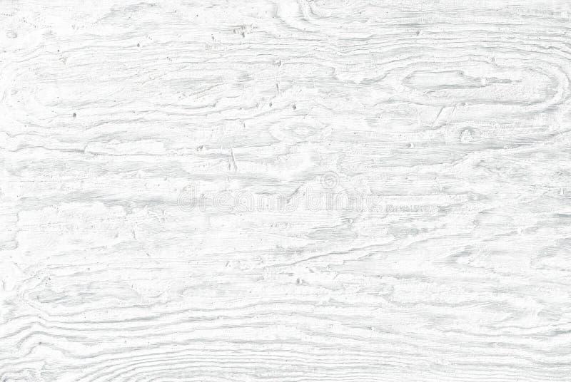 空白木背景 免版税库存照片