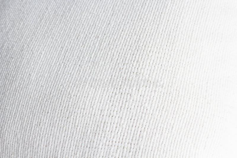 空白棉花背景 库存照片