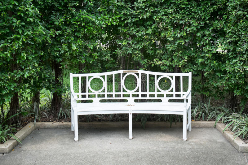 空白椅子 库存图片
