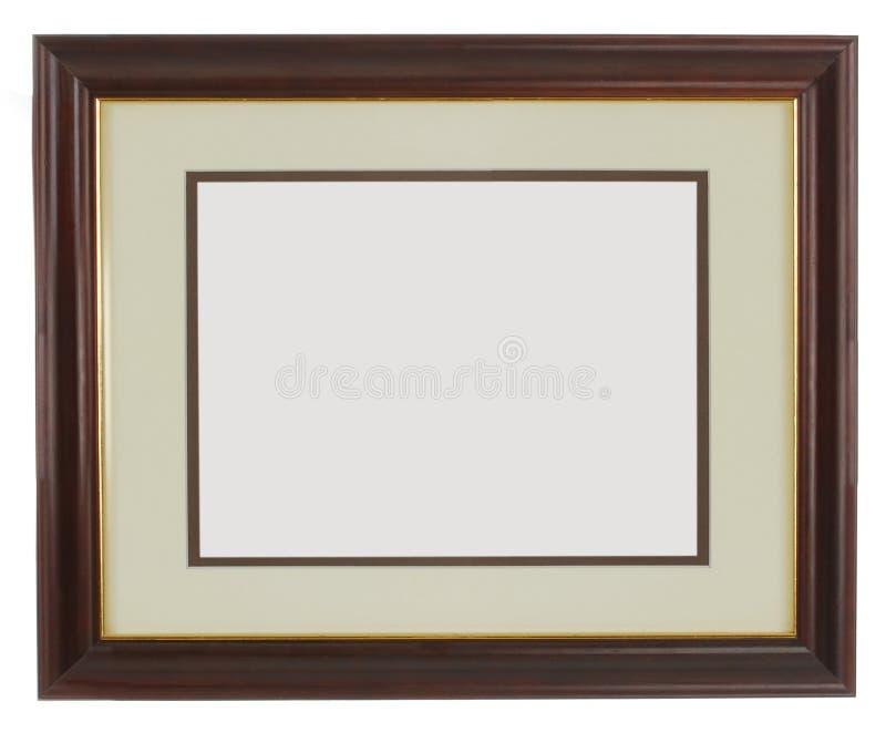 空白画框 免版税图库摄影