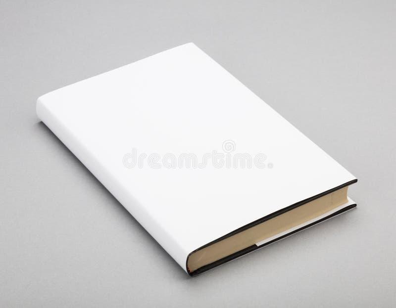 空白的书白色盖子5,5 x 8寸 图库摄影