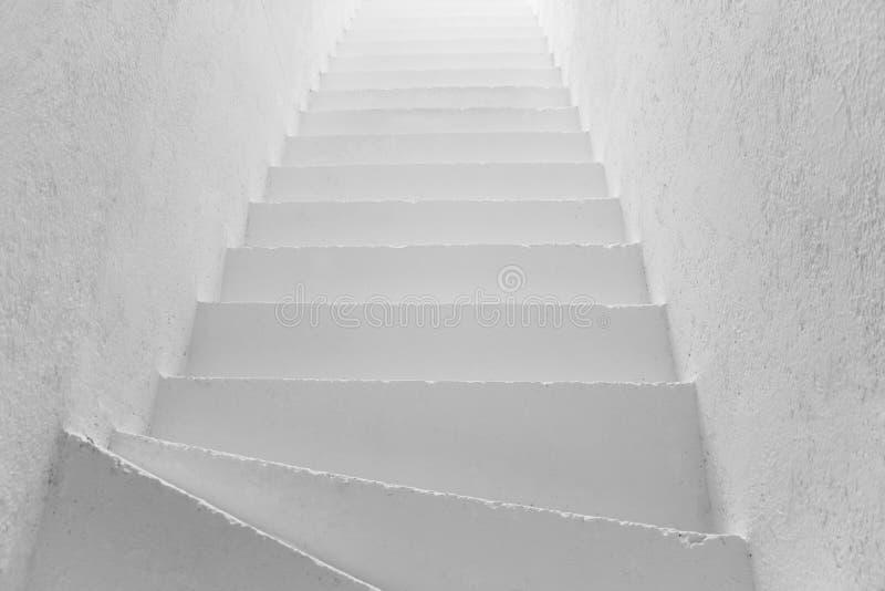 空白的台阶 库存图片