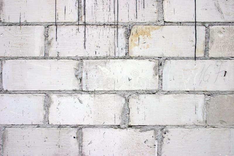 空白的砖 库存图片
