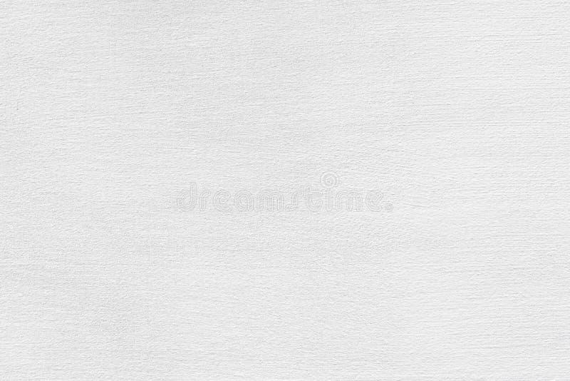 空白的被粉刷的墙壁,膏药纹理  白色背景 免版税库存照片