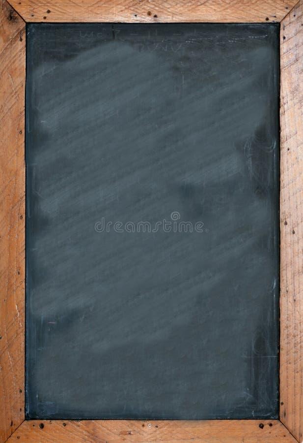 空白的黑板 免版税图库摄影