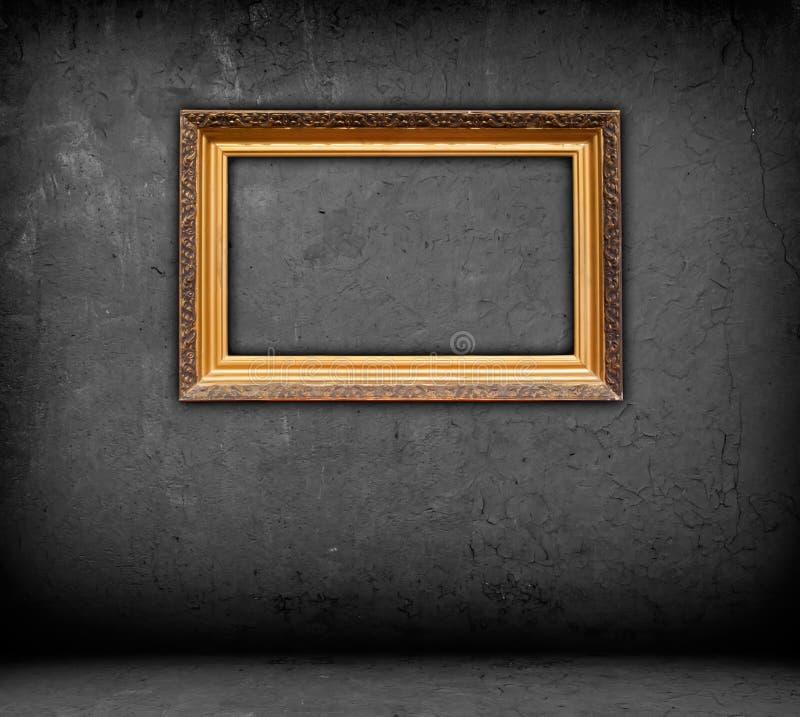 空白空的框架空间 库存图片