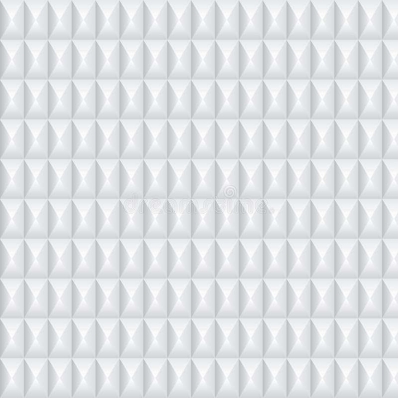 空白菱形容量纹理 免版税库存照片