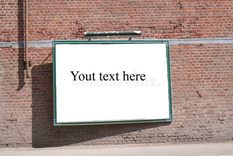 Download 空白董事会 库存照片. 图片 包括有 颜色, 城市, 白天, 路标, 信息, 天空, 忠告, 符号, 通知, 加法器 - 189124