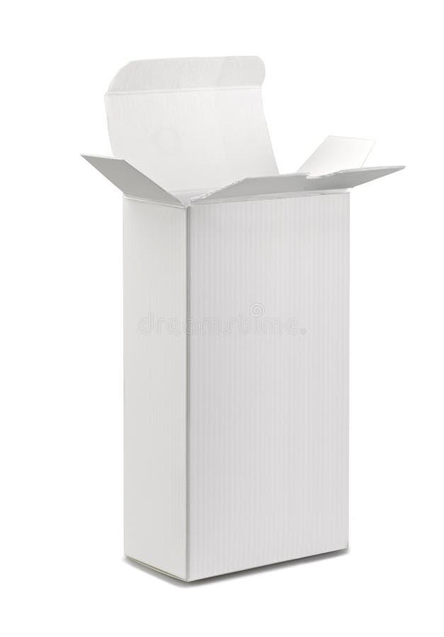 空白配件箱设计开张立即可用您 库存图片