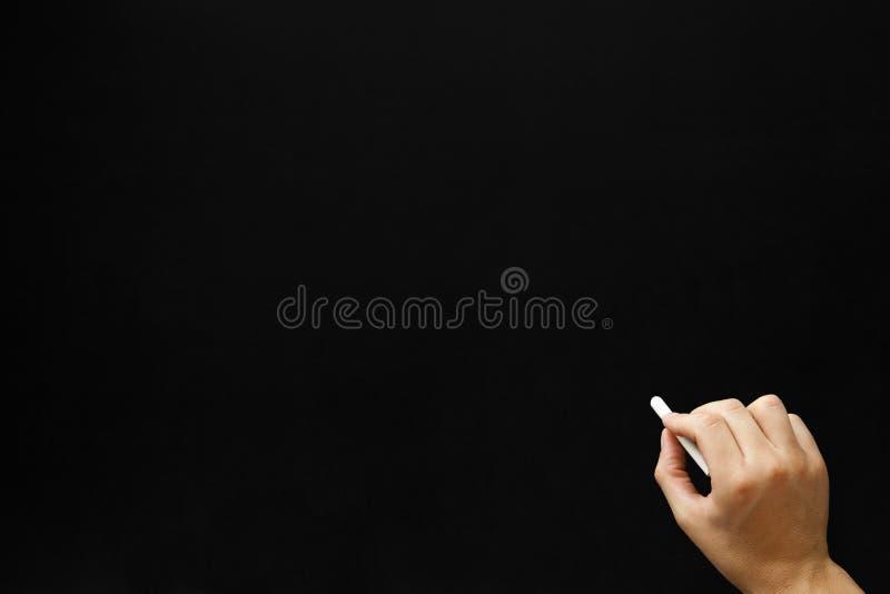 空白黑板 图库摄影