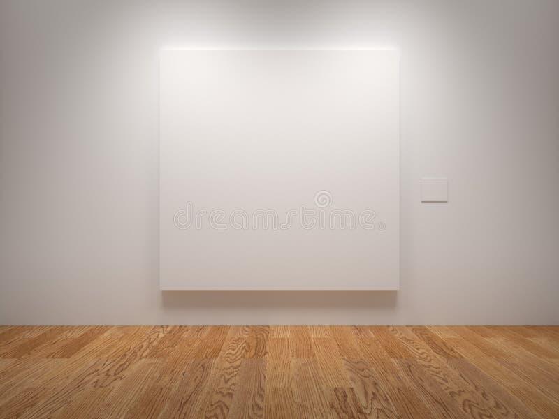 空白画布 库存照片