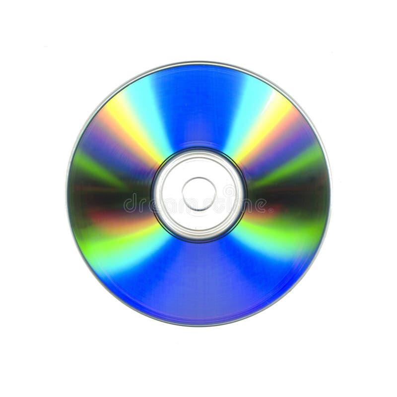 空白cd 图库摄影