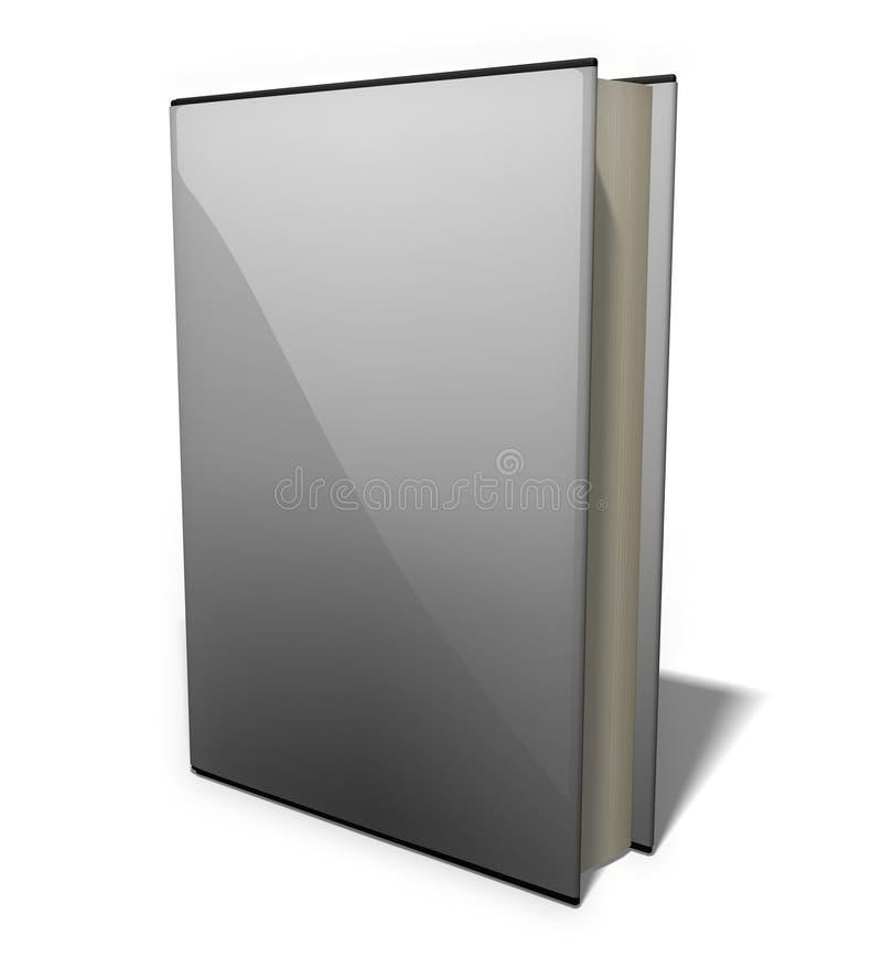 空白ebook 向量例证