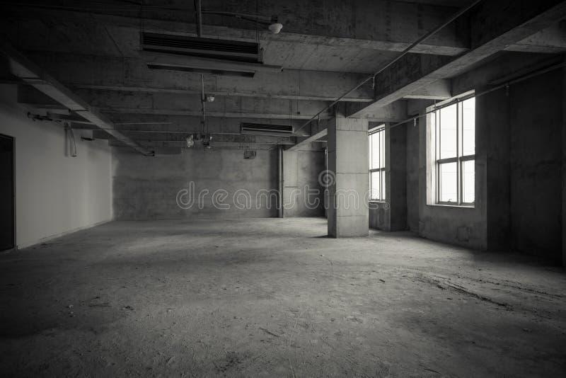 空的内部空间 免版税库存照片