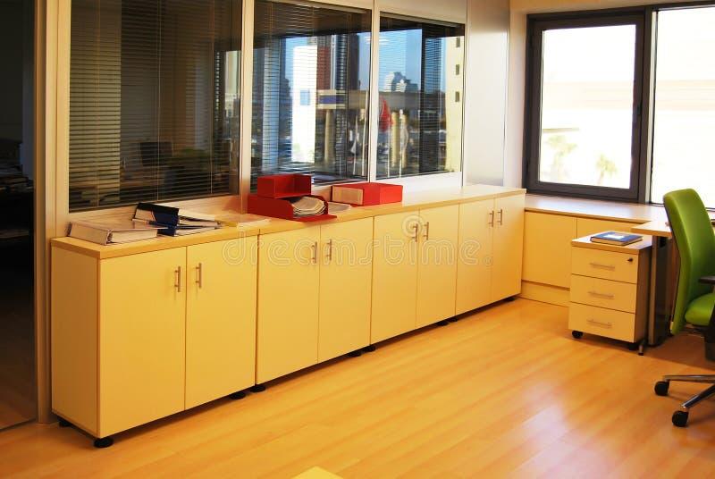 空的办公室 库存照片