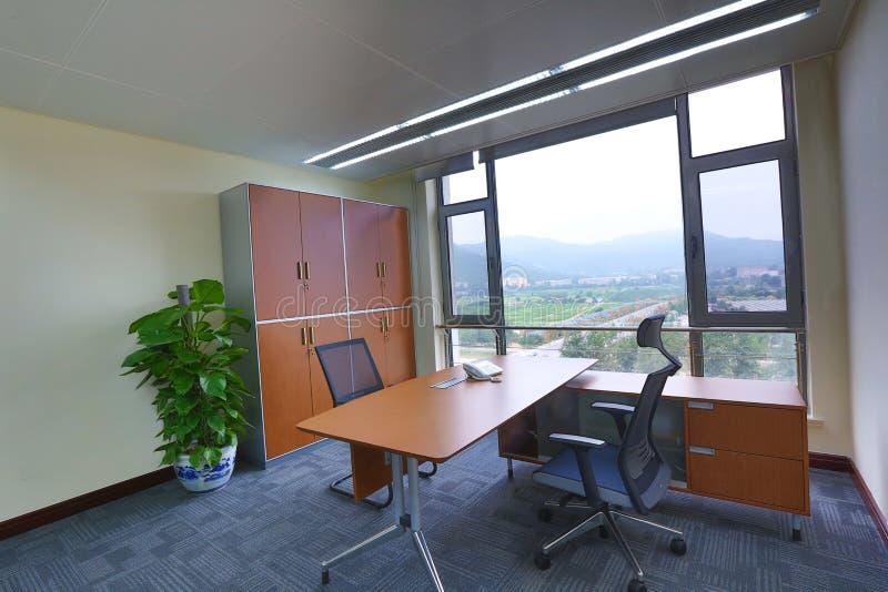 空的办公室 免版税库存图片