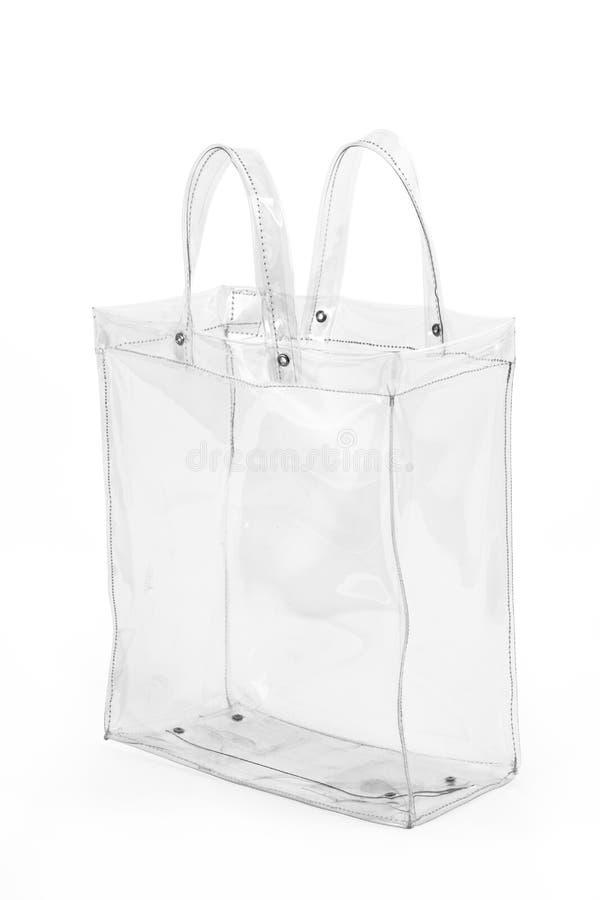 空的塑料袋 免版税库存图片