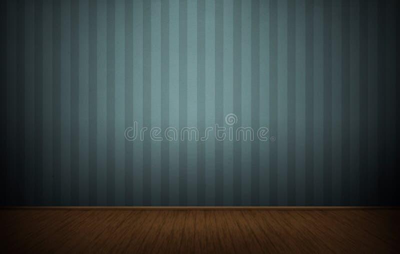 空的墙壁 免版税库存照片