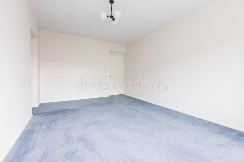 空的客厅 库存照片