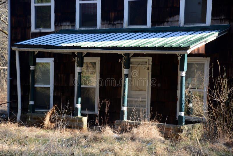 空的房子细节 免版税库存照片