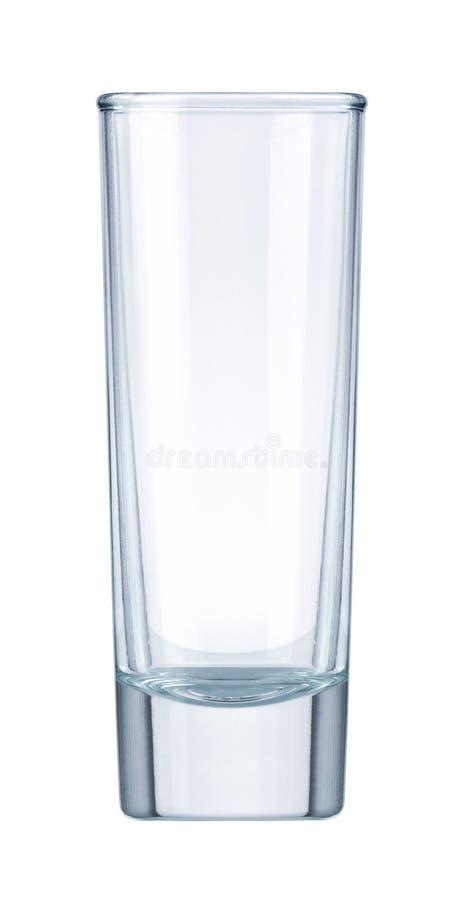 空的玻璃 库存图片