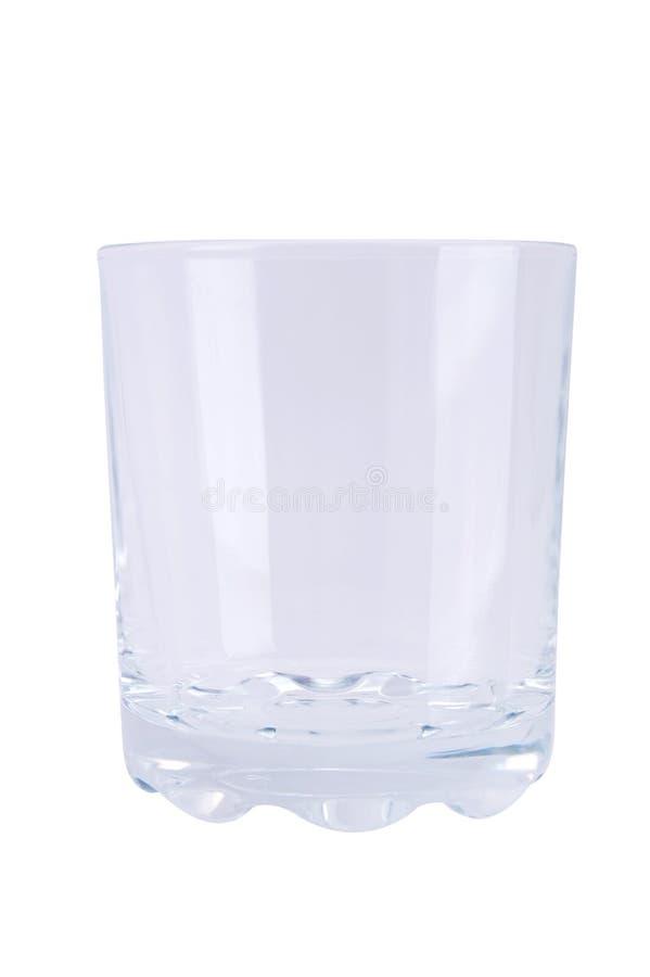 空的玻璃 免版税库存图片
