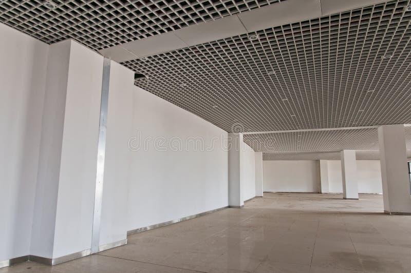 空的空间白色 免版税图库摄影
