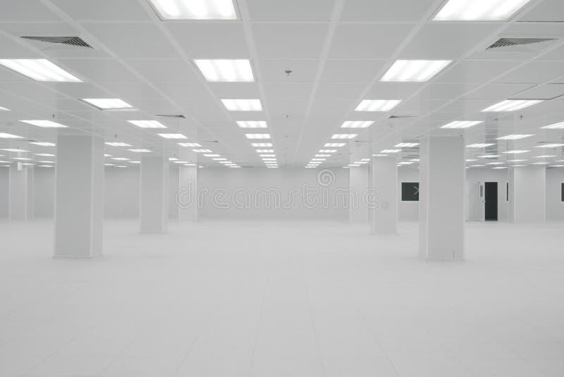 空的空间 免版税库存图片