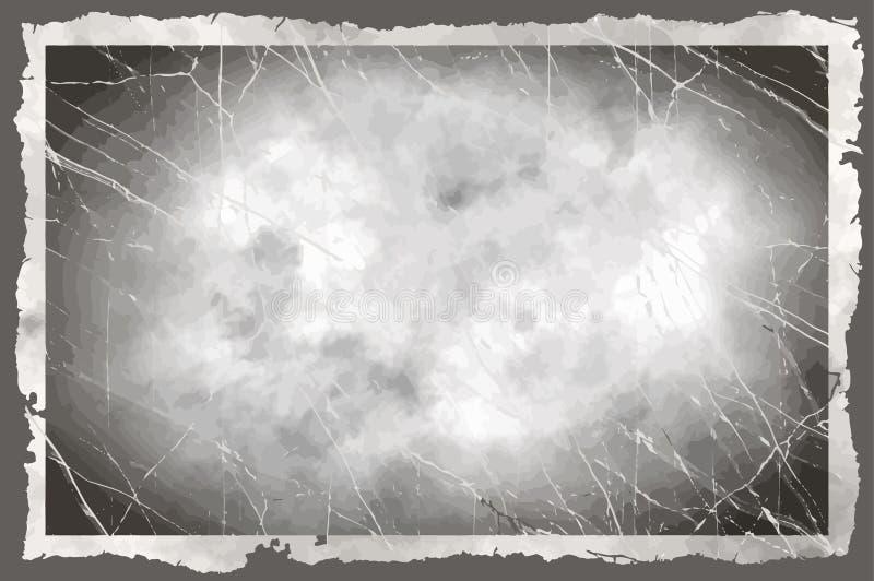 空的背景 皇族释放例证