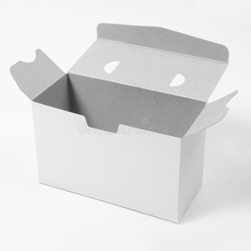 空的配件箱 库存照片