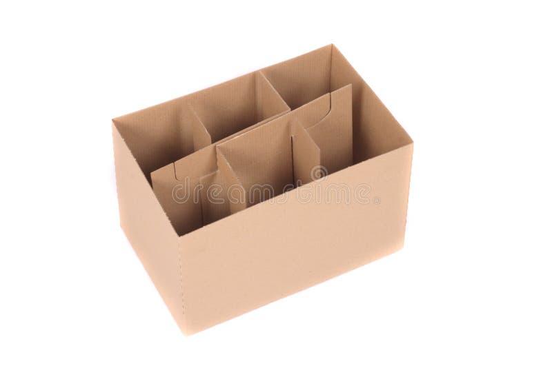 空的配件箱 图库摄影