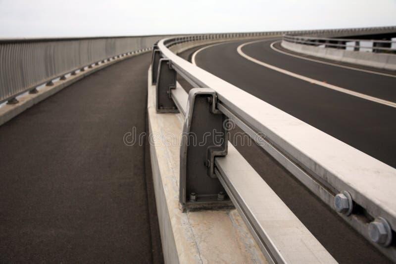 空的高速公路 库存图片