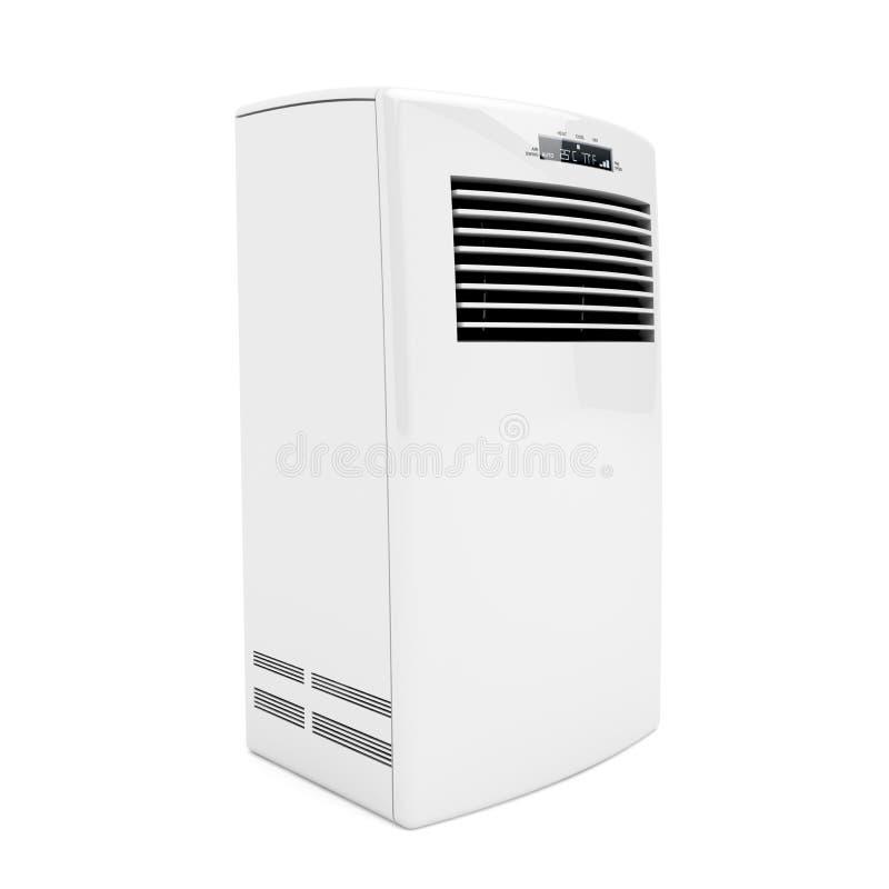 空调器便携式 皇族释放例证