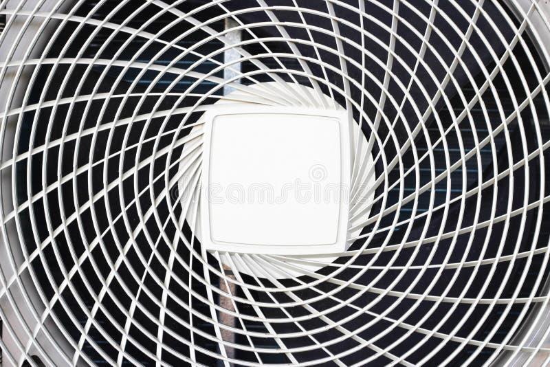 空调器爱好者 免版税图库摄影