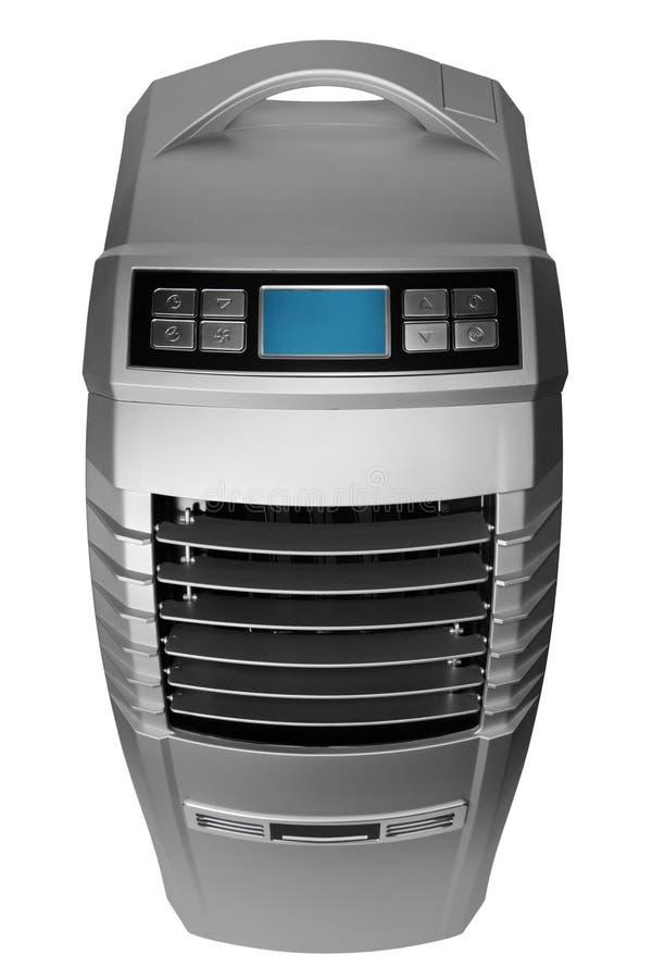 空调器移动现代 图库摄影