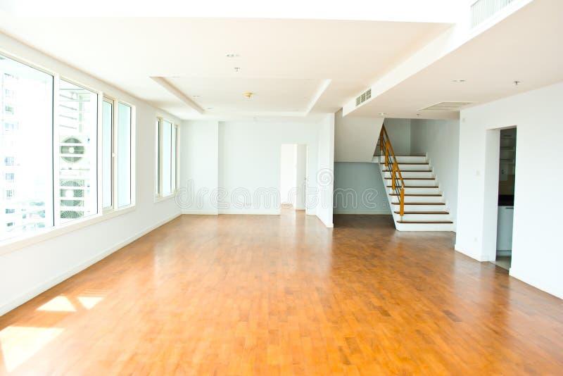 空间公寓房 库存照片