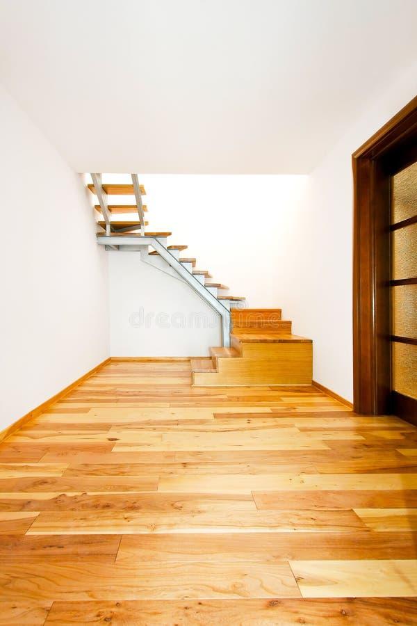空间楼梯 库存图片