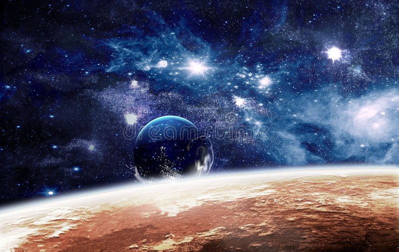空间 向量例证